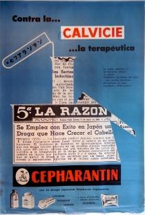 Cepharantin Poster_Argentina
